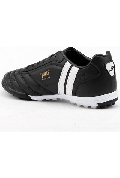 Jump Siyah Erkek Halı Saha Ayakkabısı 13258-Siyah