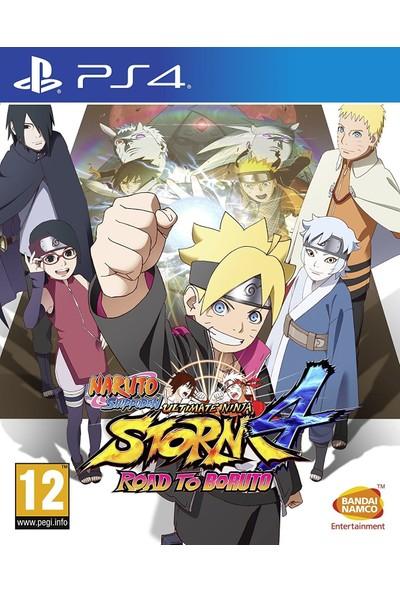 Ps4 Naruto Shıppuden Ultimate Ninja Storm Road To Boruto