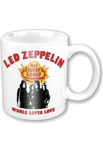 Rock Off Led Zepplin Kupa No.1 Super Group