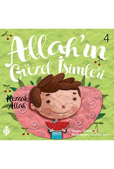 Allah'In Güzel İsimleri 4: Rezzak