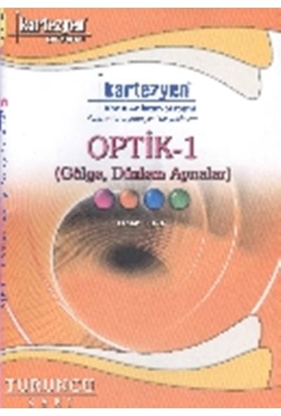 Optik 1 (Gölge, Düzlem Aynalar)