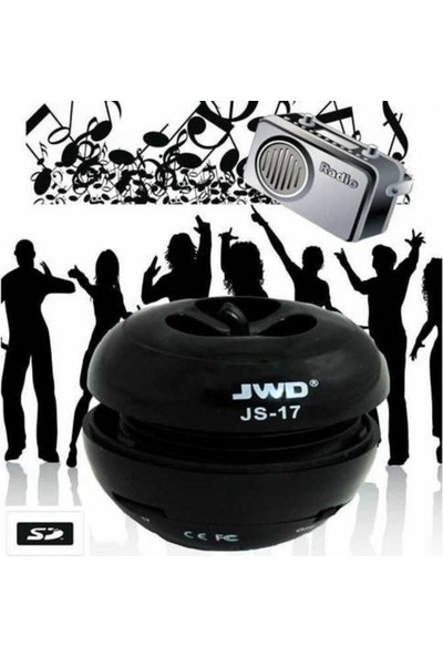 Jwd-Js-17 Radyolu