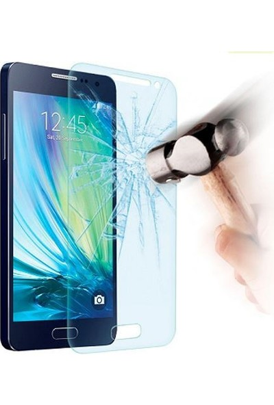 Kea Samsung Galaxy A3 2016 Ekran Koruyucu Cam