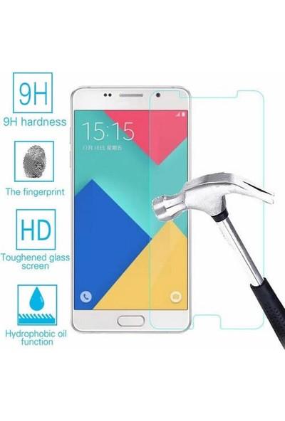 Kea Samsung Galaxy A7 2016 Ekran Koruyucu Cam