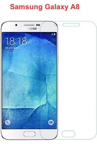 Kea Samsung Galaxy A8 Ekran Koruyucu Cam
