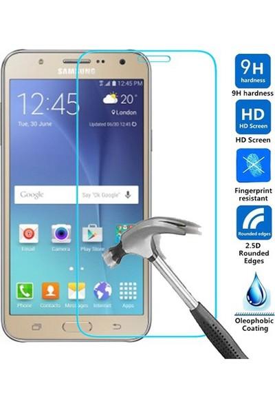 Kea Samsung Galaxy J7 2016 Ekran Koruyucu Cam
