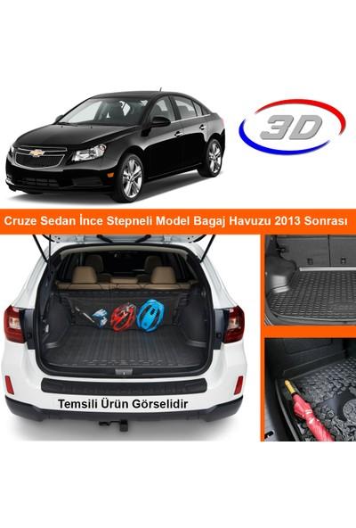 Quadro Cruze Sedan İnce Stepneli Model Bagaj Havuzu 2013 Sonrası