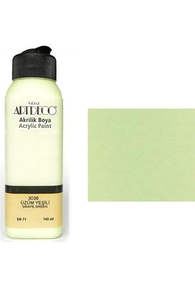 Artdeco Akrilik Boya 140 Ml Üzüm Yeşili