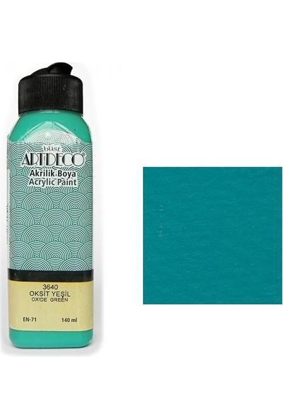 Artdeco Akrilik Boya 140 Ml Oksit Yeşil