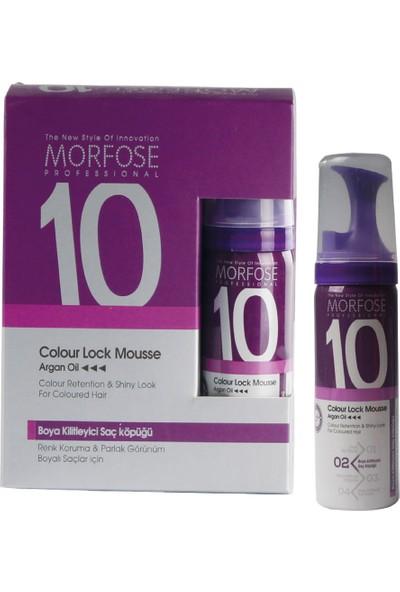 Morfose 10 Boya Kilitleyici Köpük 50 ml