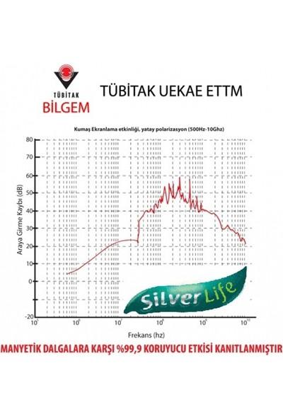 Silverlife Antiradyasyon Hamile Tişörtü Uzun Kol