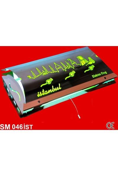 Elektro Frog Yapışkanlı Sinek Tutucu Aplik Sm 046İst 2X15 Wat