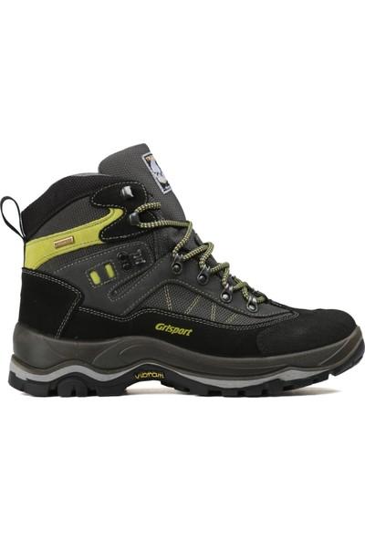 Grısport Siyah Unisex Outdoor Ayakkabısı 11225S98T