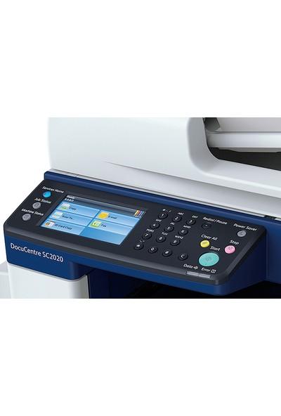 Xerox DocuCentre SC2020 A3/A4 DADF Fotokopi + Tarayıcı + Laser Yazıcı +Faks