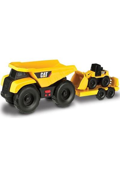 Cat Tys 34760 Mini Römork ve Araç Seti +3 Yaş