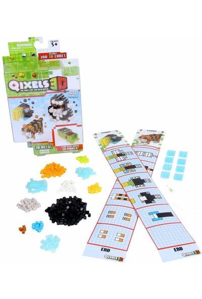 Qixels 3D Qxe11000 Yedek Paketi 87045