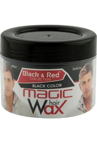 Profesyonel Black&Red Magic Wax 100 Ml