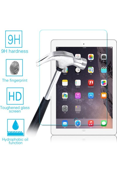 cepstore Apple iPad Mini Kırılmaz Cam