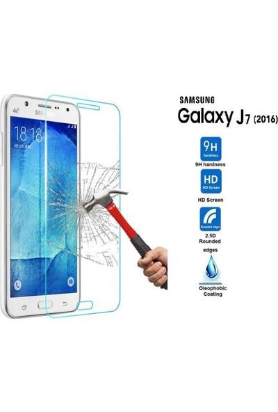 cepstore Samsung J7 2016 Nano Glass Ekran Koruyucu