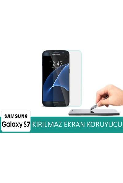 cepstore Samsung S7 Full Body Tam Kaplama Koruyucu Film