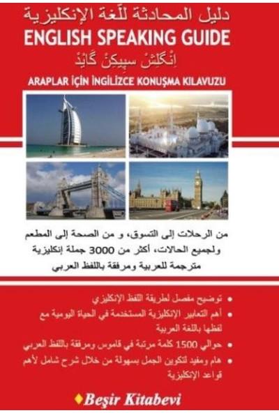 Araplar İçin İngilizce Konuşma Kılavuzu