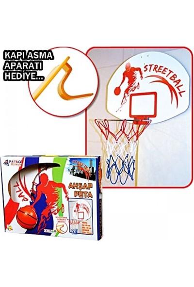Akçiçek Ahşap Basket Potası