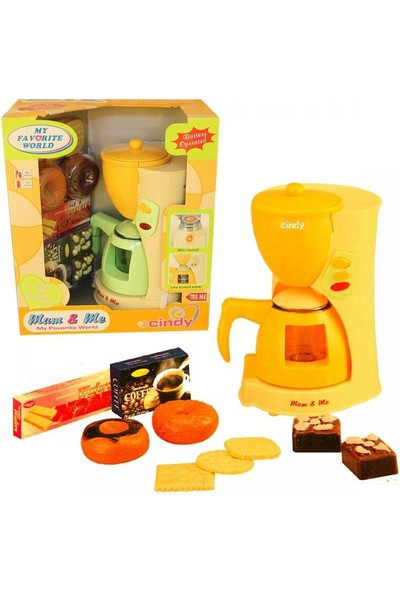 Güven Pilli Çay Kahve Makinesi