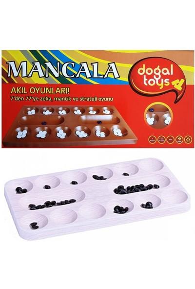 Doğaltoys Mangala Geleneksel Türk Zeka Oyunu