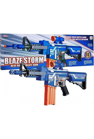 Vardem Blaze Storm Sünger Atan Silah Çocuk Oyuncak