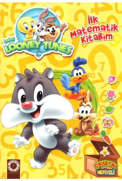 Baby Looney Tunes İlk Matematik Kitabım (Çıkartma Hediyeli)