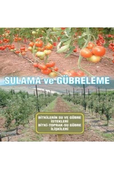 Hasad Tarımda Sulama ve Gübreleme Kitabı