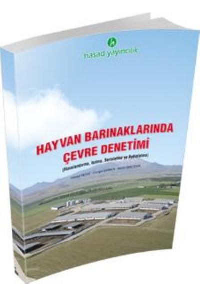 Hasad Hayvan Barınaklarının Planlanması Kitabı