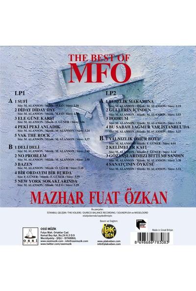 Mazhar Fuat Özkan - The Best Of MFÖ (Plak)