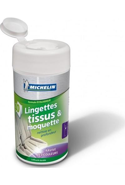 Michelin Kumaş ve Koltuk Bakım ve Temizleme Mendili 40 Adet/Kutu