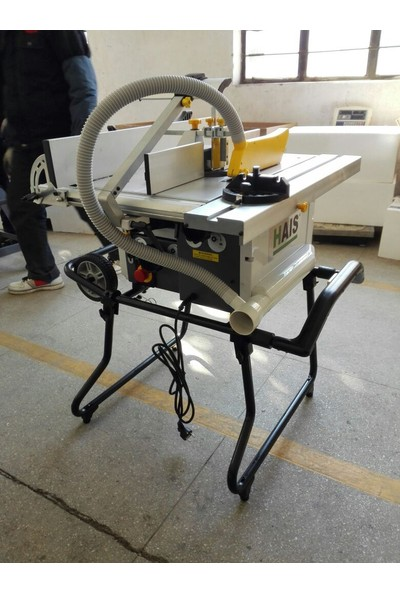 Haıs Zh06 6 Fonksiyonlu Ahşap İşleme Makinası
