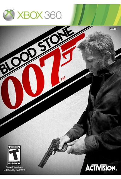 Blood Stone 007 Xbox 360