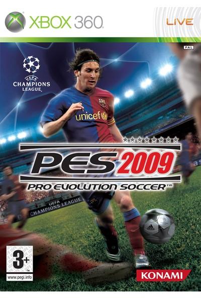 Pro Evolation Soccer Pes 2009 Xbox 360