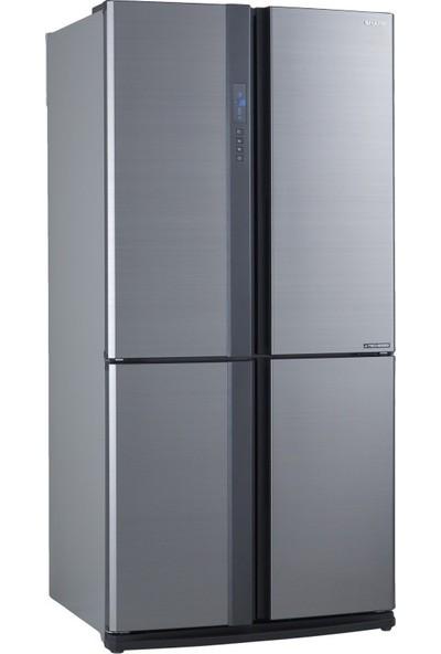 Sharp SJ-EX820F-SL A++ 605 lt No-Frost Buzdolabı
