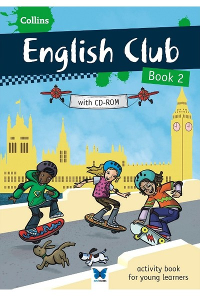 Collins English Club Book 2 - Rosi Mc Nab
