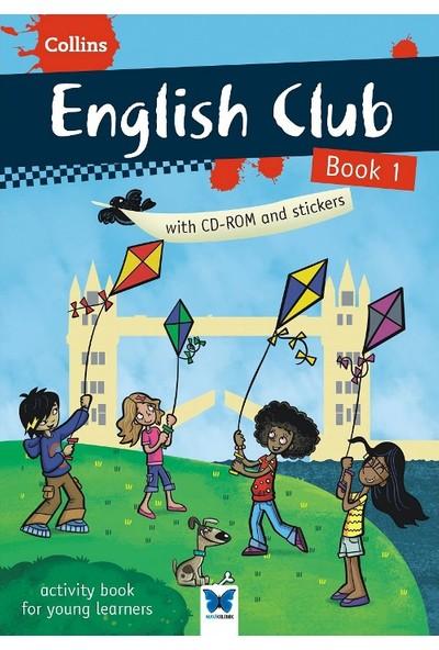 Collins English Club Book 1 - Rosi Mc Nab