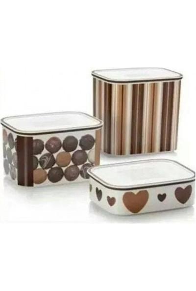 Tupperware Su Seti Çikolata Serisi