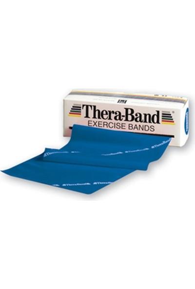TheraBand Egzersiz / Pilates Bandı 5.5 Metre Sarı