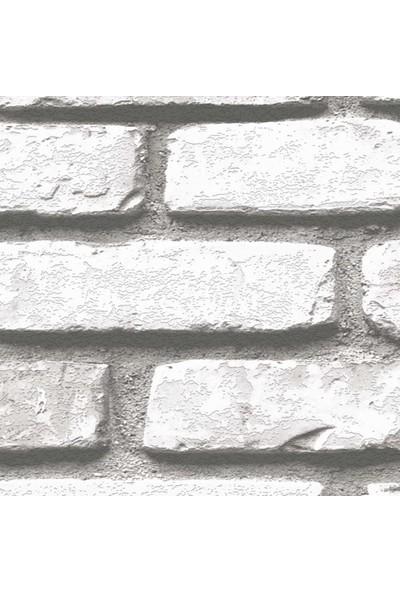 Bien Taş Tuğla Desen 9020 Duvar Kağıdı (5 M²)