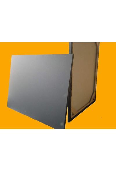 Baytuval 30x30 Tuval-Siyah (364 gr/m² - 2 Cm)