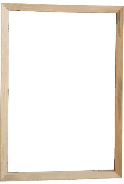 Baytuval 50x60 Tuval-Siyah (364 gr/m² - 3 cm)
