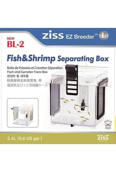 Zet-80 For Fish & Shrimp Egg Ziss Tumbler Incubator From Zissaqua Pet Supplies