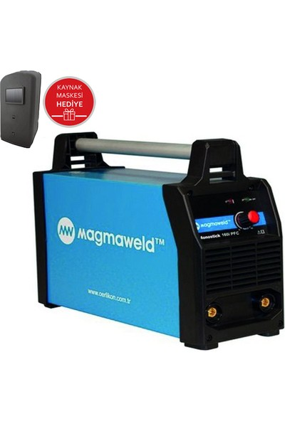 Magmaweld Monostick 160İ Pfc Inverter Kaynak Makinesi