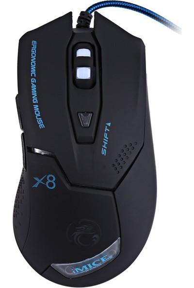 Estone İmıce X8 Game Mouse - Oyuncu Mouse