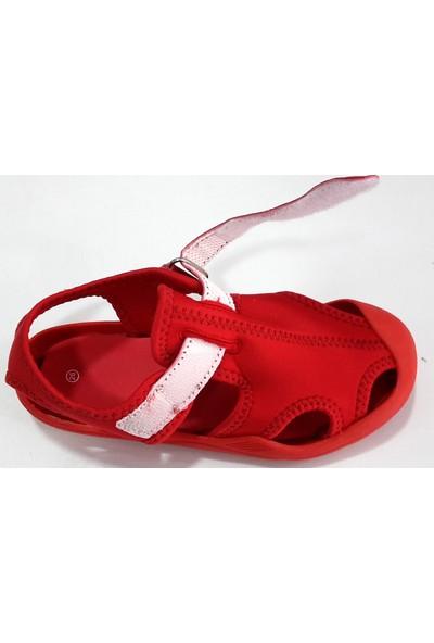 Hobi Store Kırmızı Çocuk Sandalet