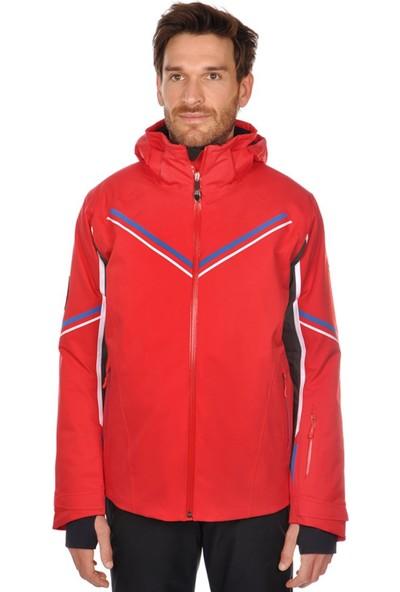 Völkl Yellow Rush Erkek Kayak Montu Kırmızı